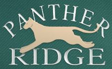 panther ridge logo
